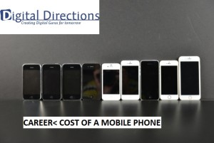 Cost of a Mobile Phone